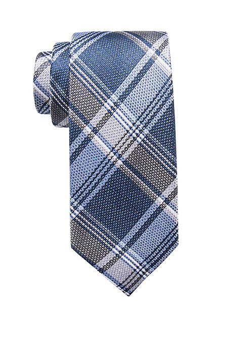 Crown & Ivy™ Cal Plaid Neck Tie