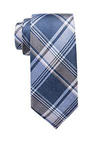 Cal Plaid Neck Tie