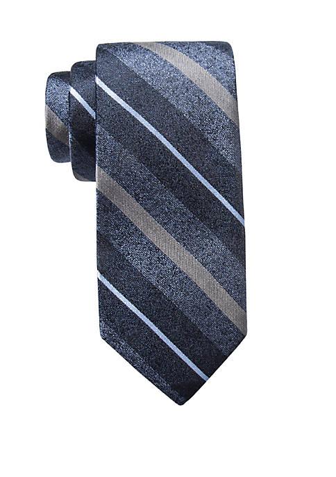 Crown & Ivy™ Cadman Stripe Neck Tie