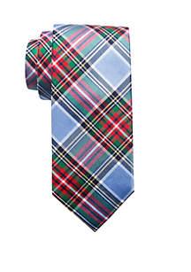 Cisco Tartan Tie