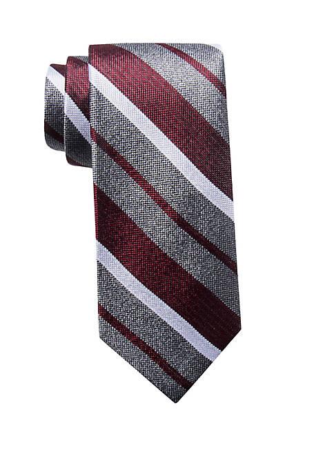 Crown & Ivy™ Damien Stripe Tie