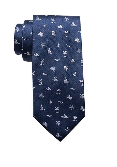 Crown & Ivy™ Donovan Beach Tie