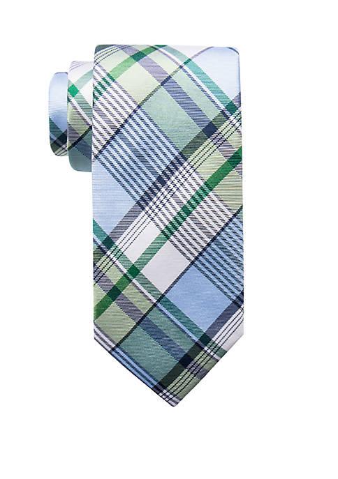 Crown & Ivy™ South Beach Madras Neck Tie