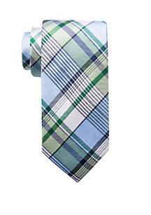 South Beach Madras Neck Tie