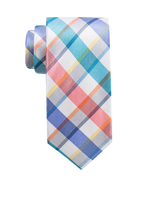 Crown & Ivy™ Benson Plaid Tie