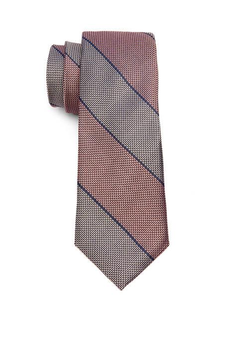 Crown & Ivy™ Sacramento Stripe Tie