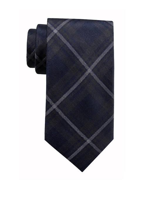 Crown & Ivy™ Kace Plaid Tie