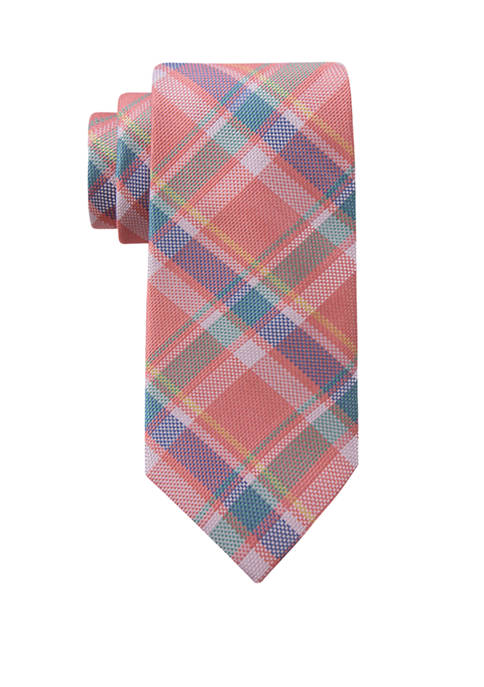 Crown & Ivy™ Country Plaid Necktie