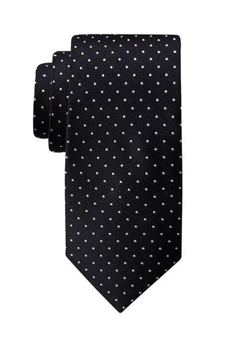 Crown & Ivy™ Dotted Tie
