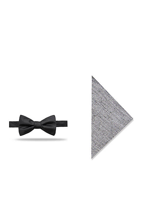 Crown & Ivy™ Charlotte Set Bow Tie and