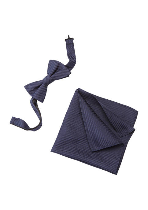 Crown & Ivy™ Grange Textured Pocket Square and