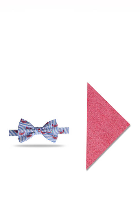 Crown & Ivy™ Eugene Crab Bow Tie and