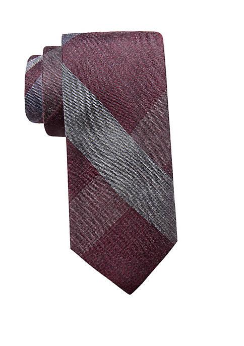 Crown & Ivy™ Brad Plaid Necktie