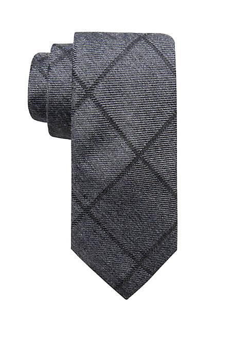 Crown & Ivy™ Bowie Grid Necktie