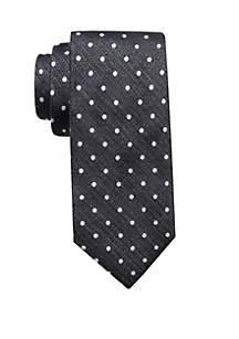 Crown & Ivy™ Cassius Dot Neck Tie