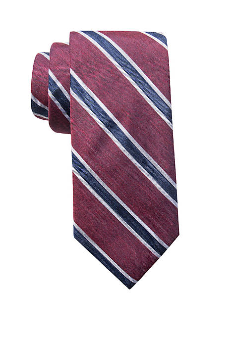 Crown & Ivy™ Chance Stripe Neck Tie