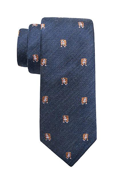 Crown & Ivy™ Charlie Bulldog Neck Tie