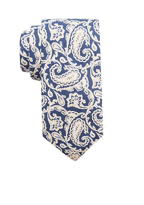 Crown & Ivy™ Scott Paisley Tie