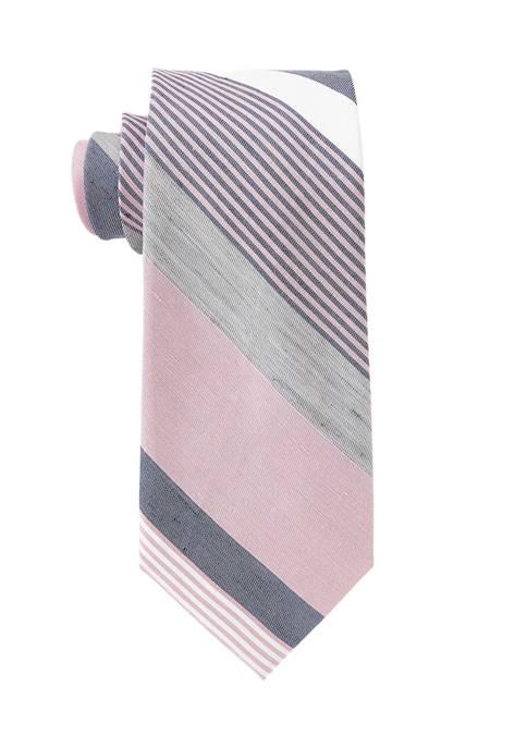 Benji Stripe Tie
