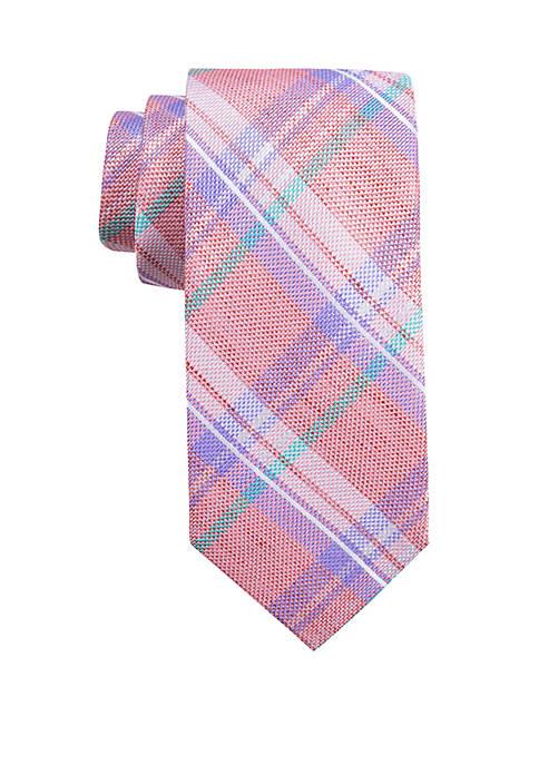 Crown & Ivy™ Chandler Plaid Tie