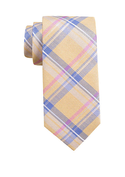 Crown & Ivy™ Chandler Plaid Tie