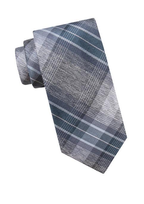 Crown & Ivy™ Mens Plaid Tie