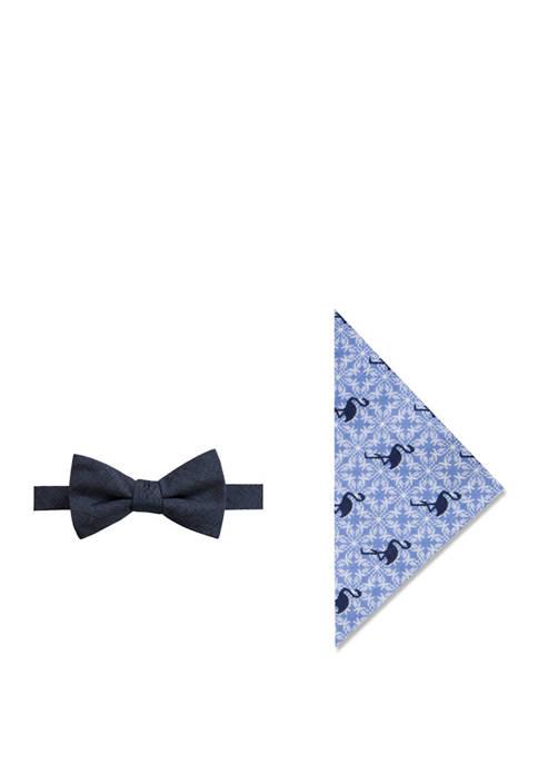 Crown & Ivy™ Mens Culver Solid Bow Tie