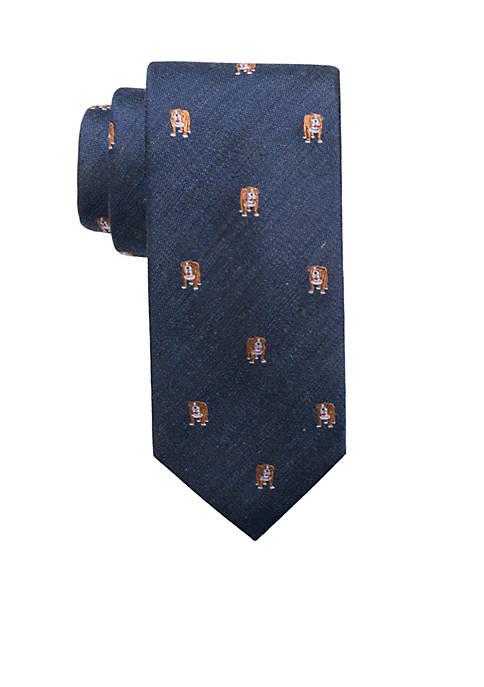 Bella Bulldog Necktie