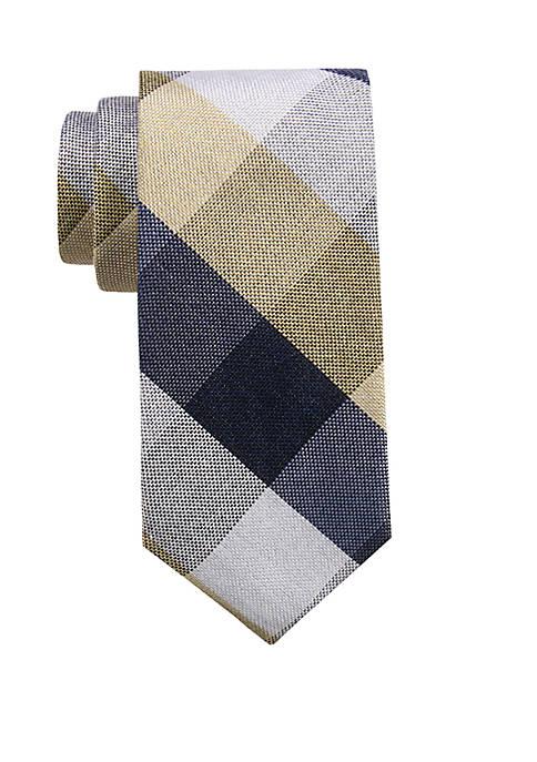 Crown & Ivy™ Gresham Check Necktie