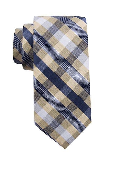Crown & Ivy™ Ardee Plaid Necktie
