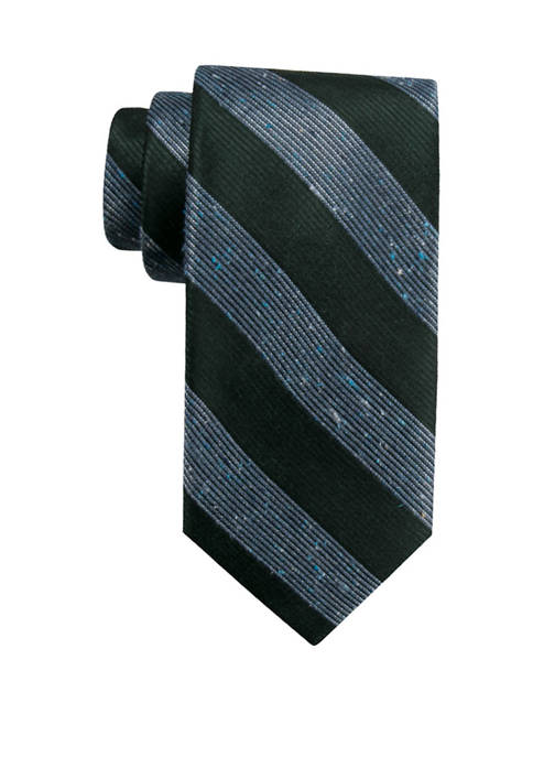 Crown & Ivy™ Mens Merrick Stripe Necktie