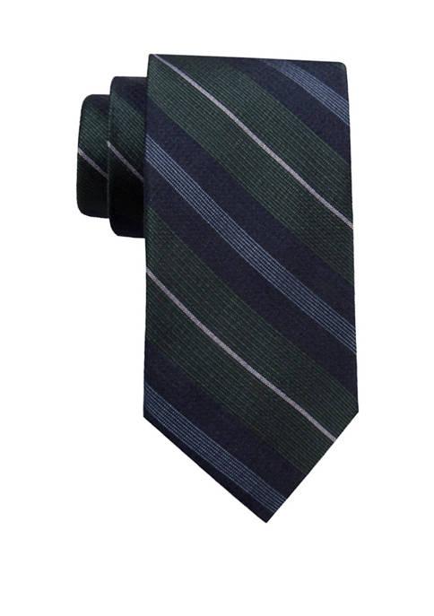 Crown & Ivy™ Mens Stripe Tie