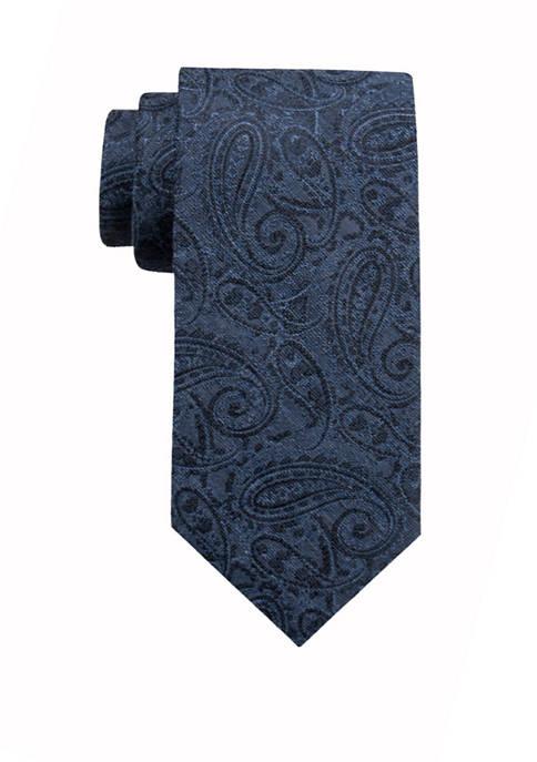 Crown & Ivy™ Arlo Paisley Tie