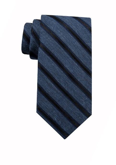 Crown & Ivy™ Jax Stripe Tie
