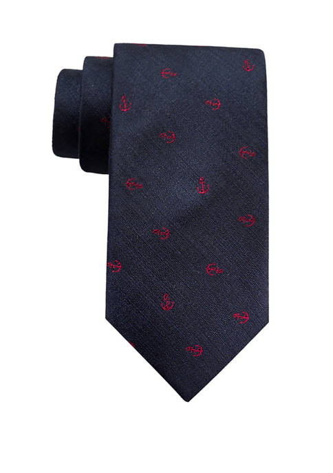 Crown & Ivy™ Ryker Anchor Tie