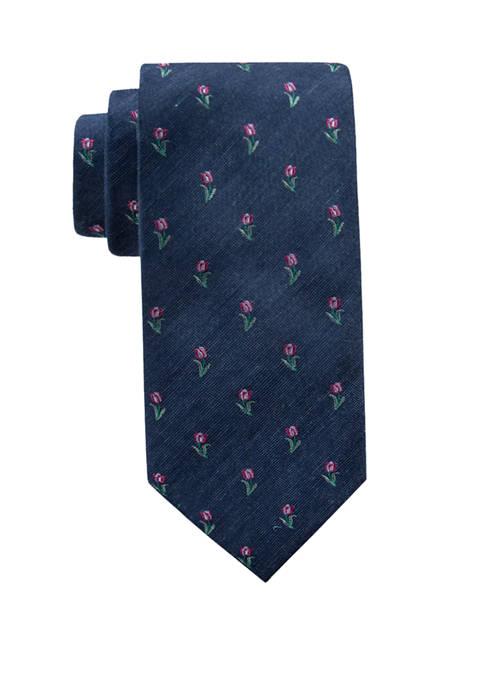 Celine Tulip Necktie