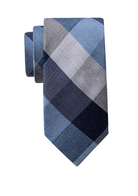 California Check Necktie