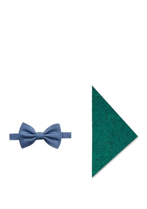 Crown & Ivy™ Dom Fair Isle Bow Tie