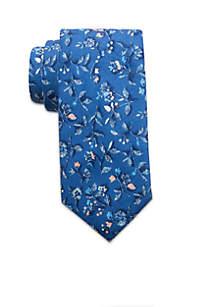 Dixon Floral Necktie
