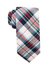 Bentley Plaid Necktie