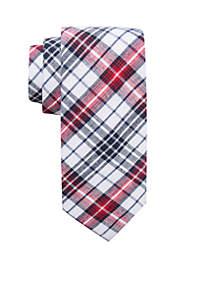 Autumn Plaid Tie