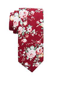 Landon Floral Tie