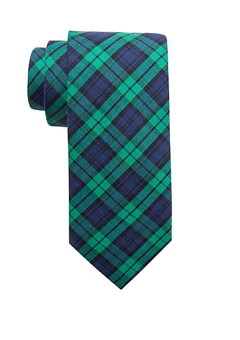 Brit Plaid Necktie
