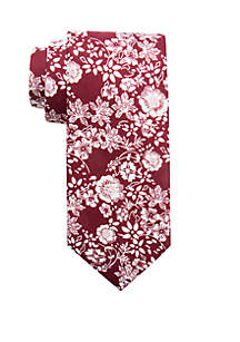 Bahari Floral Necktie