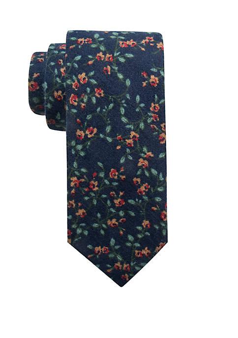 Crown & Ivy™ Baron Floral Necktie