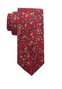 Baron Floral Necktie