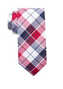 Bedford Plaid Necktie