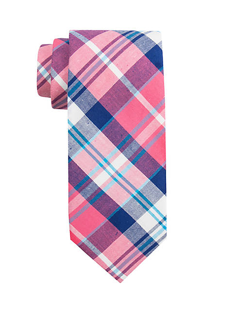 Crown & Ivy™ Boise Plaid Tie