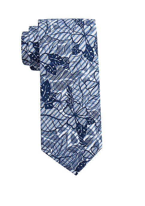 Crown & Ivy™ Chia Floral Tie