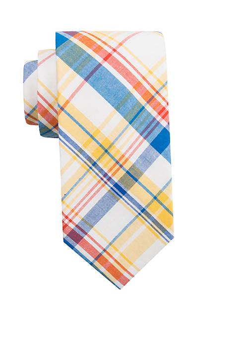 Crown & Ivy™ Antares Plaid Necktie